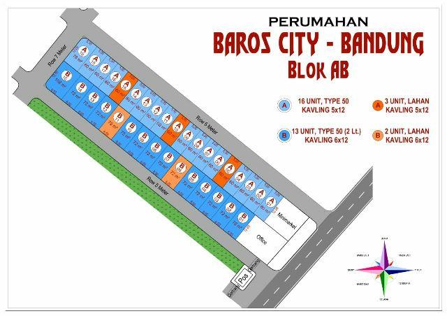 baros city view siteplan (12)