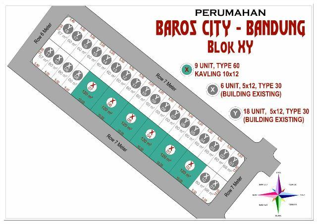baros city view siteplan (14)