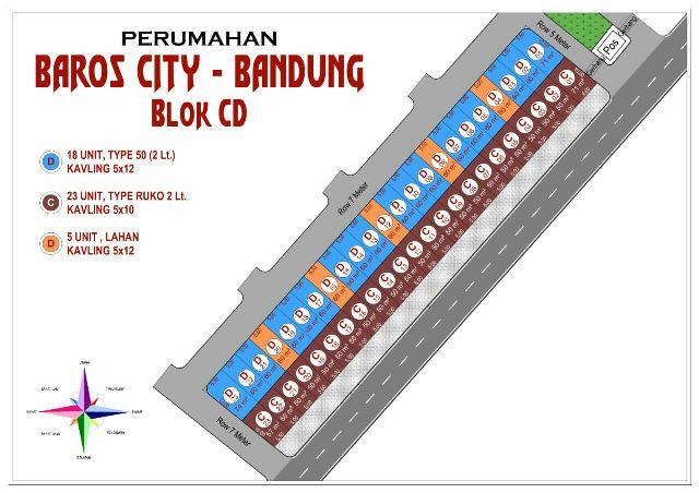 baros city view siteplan (15)